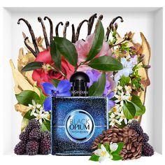Black Opium Intense by Yves Saint Laurent – Parfume woman Perfume Diesel, Hermes Perfume, Best Perfume, Perfume Bottles, Ysl Parfum, Black Opium Perfume, Yves Saint Laurent, Perfume Collection, Nails