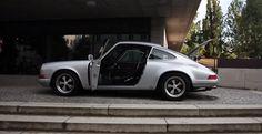 Check-Out This Stripped-Down Vintage Porsche 911 By Bugatti's Head Of Design http://imagemotorsports.com/check-out-this-stripped-down-vintage-porsche-911-by-bugattis-head-of-design/ #imagemotorsports #drivewithimage #porsche