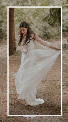 1 - Novelle - Foto: @ainhoarinconfotografia Victorian, Dresses, Fashion, Vestidos, Brides, Moda, Fashion Styles, Dress, Fashion Illustrations