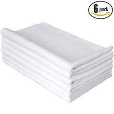 6Pack THE RAG COMPANY 16 in x 27 in Spa Gym Yoga Fitness and Workout Towel  Ultra Soft Super Absorbent Fast Drying 365gsm Premium Weight Microfiber Terry * See this great product.