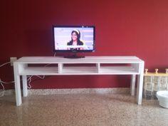 mesa para una tele