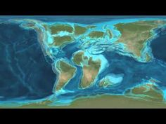 Earth 100 Million Years From Now - a very compelling short video - Earth's landmasses were not always what they are today. Continents formed as Earth's crustal plates shifted and collided over long periods of time. This video shows how today's continents are thought to have evolved over the last 600 million years, and where they'll end up in the next 100 million years. Paleogeographic Views of Earth's History provided by Ron Blakey, Professor of Geology, Northern Arizona University.