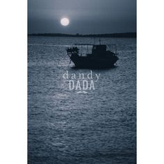 """#Sailing at midnight di Alberto Fanelli L'opera """"Sailing at the midnight"""" di Alberto Fanelli appartiene alla collezione #Notturno. Le #fotografie notturne sanno sempre colpire l'animo di chi le osserva. Bastano solo pochi elementi: il #mare, la #luna e la sagoma di un peschereccio. L'immagine si concentra nella parte alta del #fotogramma; è un climax iperbolico di pathos e ricordi che affollano la mente. #Grecia, 2014."""