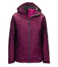 280417a9e5 Women's Weather Challenger 3-in-1 Jacket Vêtements D'extérieur Femmes, Veste