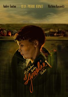Amelie by Sinead Foley