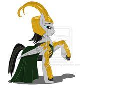 My Little Pony Loki