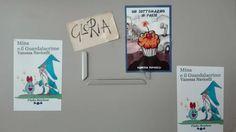 L'armadietto di una maestra  #libri #bambini #scuola #leggere #UnSottomarinoInPaese #MinaEIlGuardalacrime http://www.vanessanavicelli.com