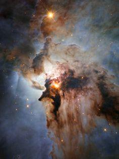Lagoon Nebulae Saggitarius Constelattion