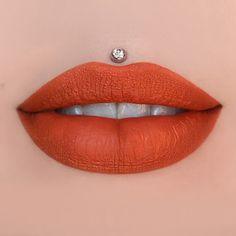 Jeffree Star Cosmetics Velour Liquid Lipsticks pumpkin pie