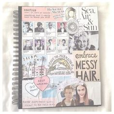 Hollywood | DIY Tumblr Inspired School Supplies for Teens that will spice up your school day!