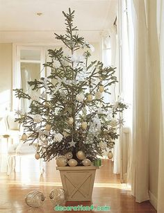 Christmas Decorating Ideas Trees 2013