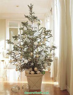 Christmas Decorating Ideas Trees 2013