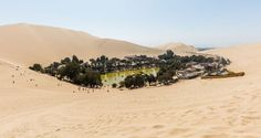 Picture of the Day: A Desert Oasis inPeru
