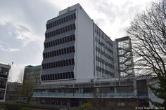 The Renold Building is a university building in Manchester. It was opened on 23 November 1962 for the Manchester College of Science and Technology (later UMIST) as part of a major expansion of its campus in the 1960s.