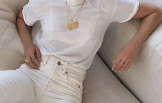 8 Perfect White Tees That You'll Want to Wear Daily