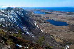Utsikt over Straumøya i Bodø     http://www.tursiden.no/utsikt-over-straumoya-i-bodo/