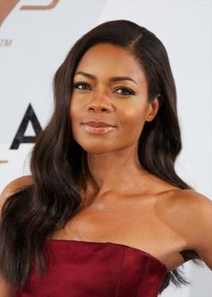 Naomie Harris at the photocall for the upcoming James Bond film Skyfall on Monday October 29 in Madrid, Spain.