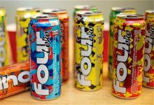 """The """"Blackout cocktail""""----Four Loko was on sale on Taobao-Tmall-TaobaoGuides"""
