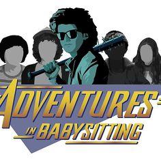 Babysitter Steven - Stranger Things