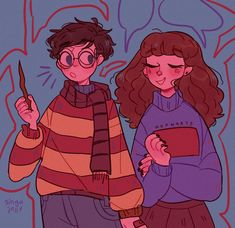 trying to re-read Harry Potter ahhhh I love the fall and halloween vibes so much 🍂🎃🌾 - - - - - - Harry James Potter, Harry Potter Fan Art, Character Inspiration, Character Art, Character Design, Art Folder, Cute Art Styles, Canadian Art, Kawaii Art