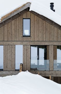 Visningshytte på The Nest, Hafjell Home Fashion, Shed, House Ideas, Barn, Exterior, Outdoor Structures, Architecture, House Styles, Nest