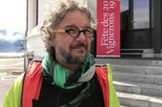 Daniele Finzi Pasca, the artistic director of the Fête des Vignerons talks to swissinfo.
