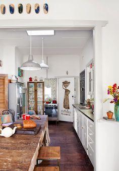estilo étnico para una casa familiar