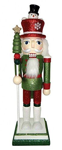 Santas Workshop 70780 Frosty Guard Nutcracker 14  *** Find out more about the great product at the image link.