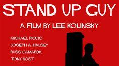 Stand Up Guy (2016) by Lee Kolinsky: http://shortfil.ms/film/stand-up-guy-2016 #shortfilm #crime #drama