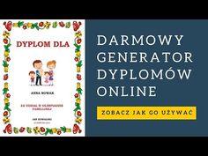 Darmowy Generator Dyplomów Online - Blog Piekło-Niebo