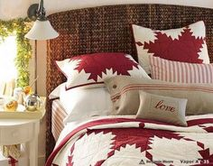 Here is Christmas Bedroom Decorating Ideas Photo Collections at Modern Bedroom Design Gallery. More Design Christmas Bedroom Decorating Ideas with Best Quality Image can you found at her Christmas Bedding, Christmas Home, Cottage Christmas, Christmas Christmas, Cozy Bedroom, Bedroom Sets, Peaceful Bedroom, Dream Bedroom, Bedroom Themes
