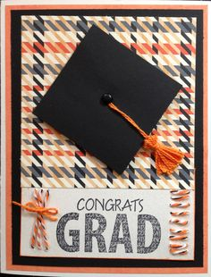 Graduation card - Scrapbook.com