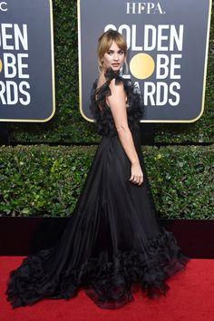 Golden Globes 2018: Fashion—Live From the Red Carpet