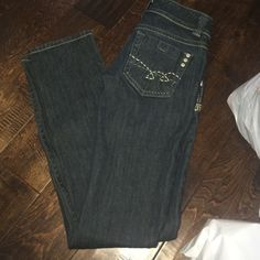 Miss me jeans Used but great condition. No flaws Miss Me Jeans