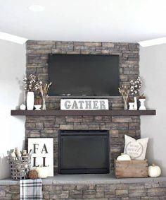 Corner Fireplace And Tv Ideas