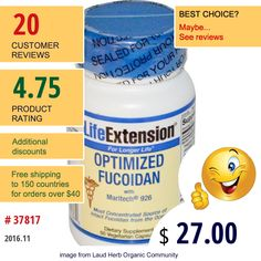 Life Extension #LifeExtension