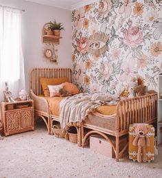 Bohemian Kids Bedroom Ideas Inspiration and Shopping Hunker Home Interior, Interior Design, Interior Styling, Little Girl Rooms, New Room, Home Design, Design Design, Modern Design, Design Ideas