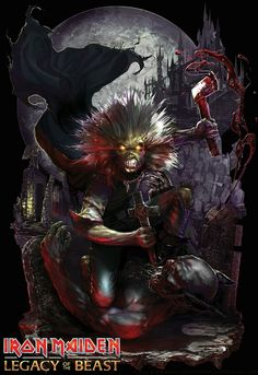 Vampire Hunter Eddie