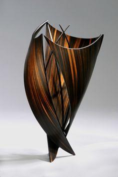 Elizabeth Series #5 Ebony & Wenge  Peter Schlech Woodworking