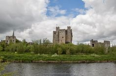 Trim Castle in County Meath, is the largest and undoubtedly one of the most impressive Norman castles in Ireland.