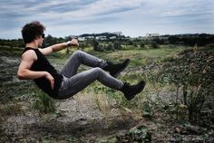 ''Above the ground'' First special levitation photo and this isn't over. To see more click here -> http://lookbook.nu/user/2151530-Patryk-D/looks
