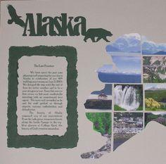 Alaskan+Vacation/Cruise - Scrapbook.com