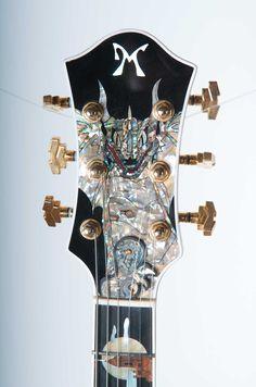 Minarik Guitars - NiteCrawler series guitars and basses