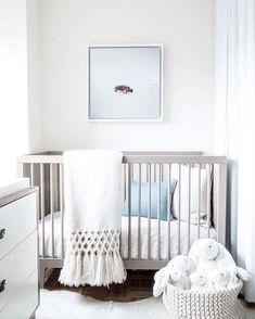 34 Gender Neutral Nursery Design Ideas That Excite - DigsDigs Baby Bedroom, Baby Boy Rooms, Baby Room Decor, Baby Boy Nurseries, Kids Bedroom, Nursery Decor, Small Nurseries, Small Baby Rooms, Modern Nurseries