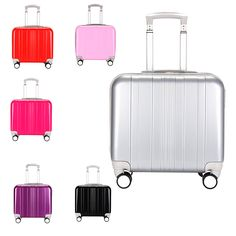 Cheap luggage silver, Buy Quality luggage box directly from China ...