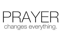 I'm praying, are you?