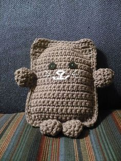 Ravelry: Amigurumi Cat pattern by Lion Brand Yarn