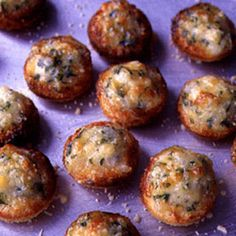 Simple and delicious, these tasty puffs are sure to please.