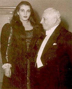 Maria Callas & Tullio Serafin (1949)