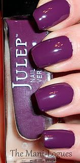 Julep - Gayle (my favorite cream polish)